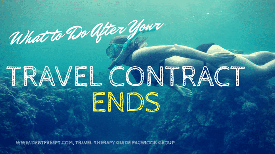 What To Do After Your First Travel Contract