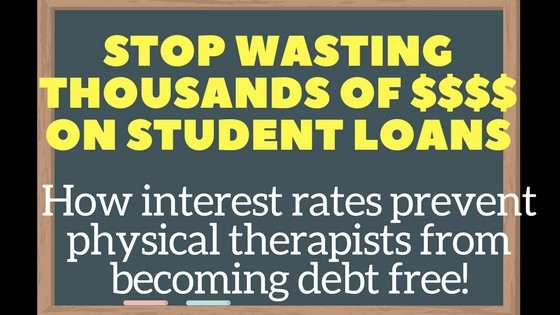 Stop Wasting Thousands Of Dollars On Your Student Loans