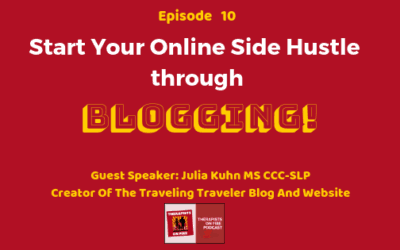 Start Your Online Side Hustle Through Blogging